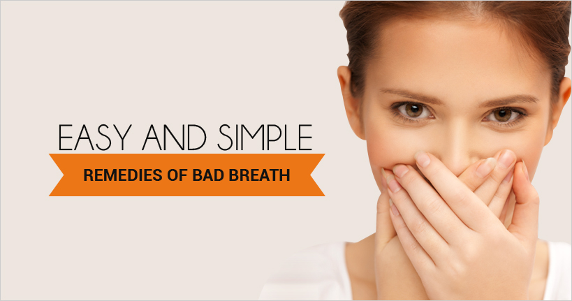 Simple Ways to Prevent Bad Breath