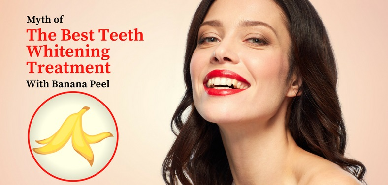 Myth of the best teeth whitening treatment