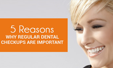 Reasons for regular dental checkup