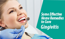 Home Remedies to Cure Gingivitis small