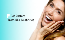 Perfect Celebrities White Teeth Small